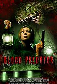 Blood Predator Poster