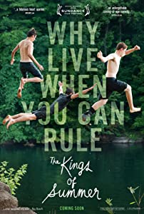 Movie downloading online The Kings of Summer [FullHD]