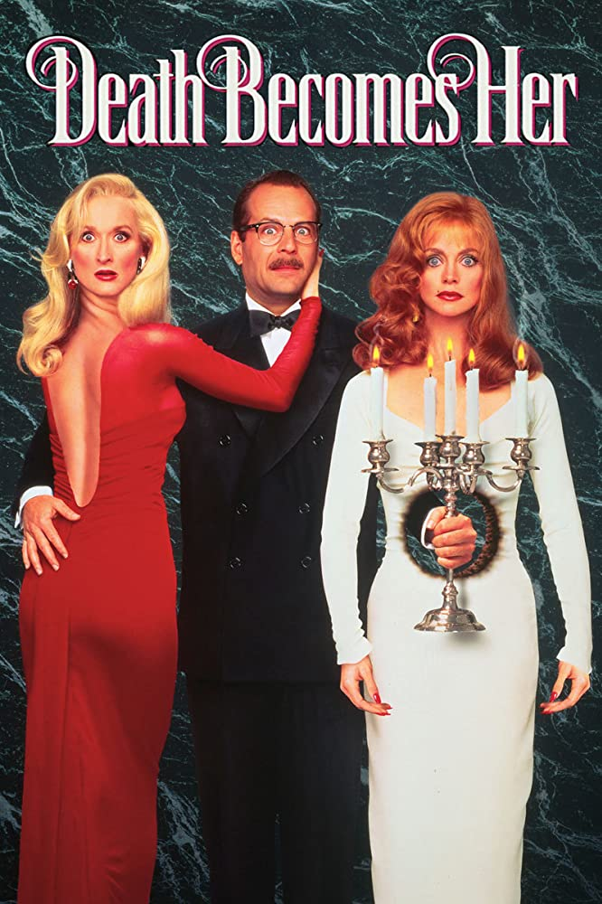 Death Becomes Her Movie Cover