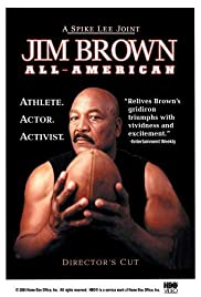 Jim Brown: All American (2002) Poster - Movie Forum, Cast, Reviews