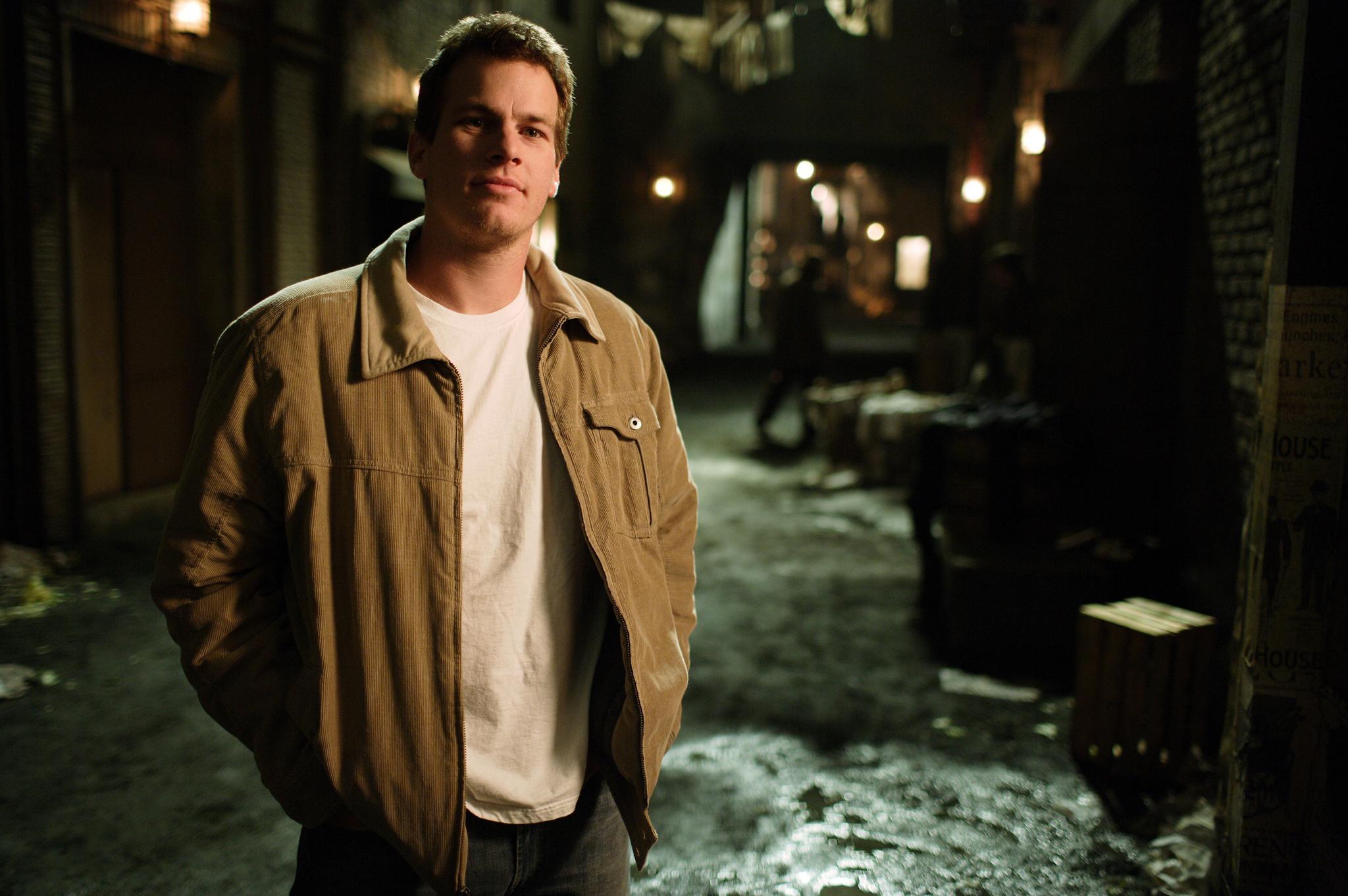 Jonathan Nolan in The Prestige (2006)