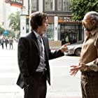 Mark Wahlberg and Richard Schiff in The Gambler (2014)
