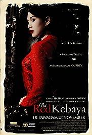 The Red Kebaya Poster