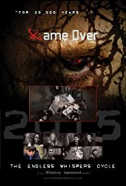 Game Over (The Endless Whispers Cycle) Poster
