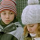 Émilien Néron and Sophie Nélisse in Monsieur Lazhar (2011)