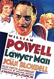 Lawyer Man(1932) Poster - Movie Forum, Cast, Reviews