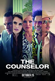 Brad Pitt, Cameron Diaz, Javier Bardem, Penélope Cruz, and Michael Fassbender in The Counselor (2013)