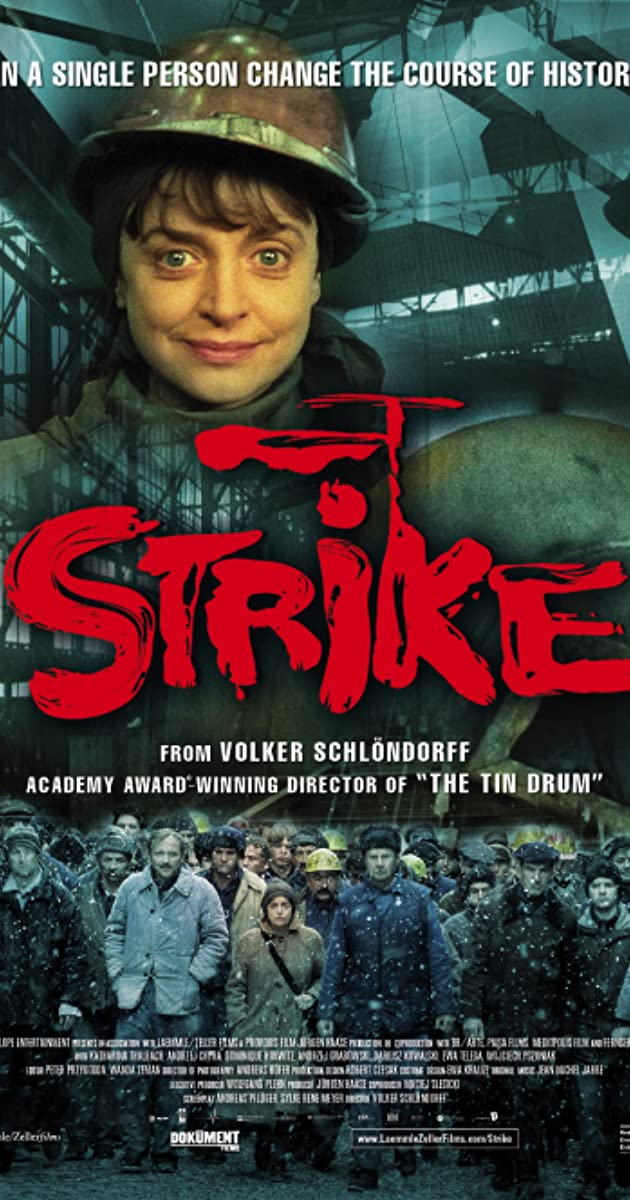 Strajk Die Heldin Von Danzig 2006 Imdb