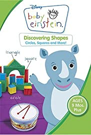 Baby Einstein: Baby Newton Discovering Shapes Poster