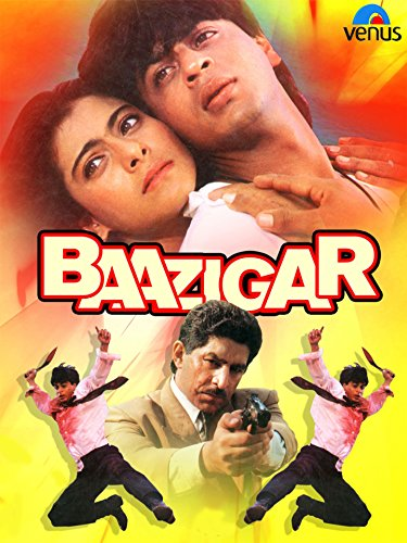 View Baazigar (1993) Movie poster on 123movies