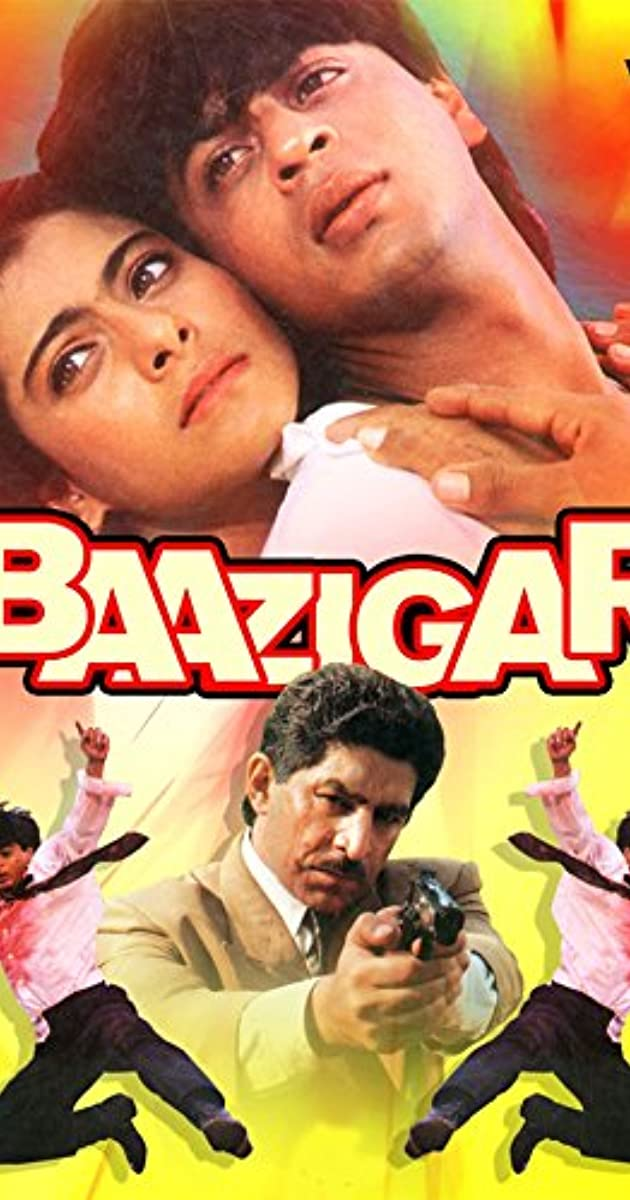 Baazigar (1993) - IMDb