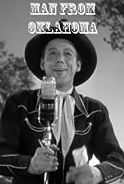 Man from Oklahoma Poster