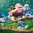 Joe Manganiello, Jack McBrayer, and Danny Pudi in Smurfs: The Lost Village (2017)