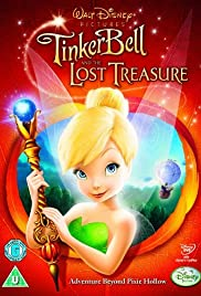 Tinker Bell and the Lost Treasure (2009) 720p