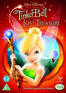 Websites download good quality movies Tinker Bell and the Lost Treasure [480x640]