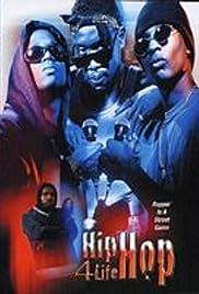 HipHopBattle.com: Hip Hop 4 Life Poster