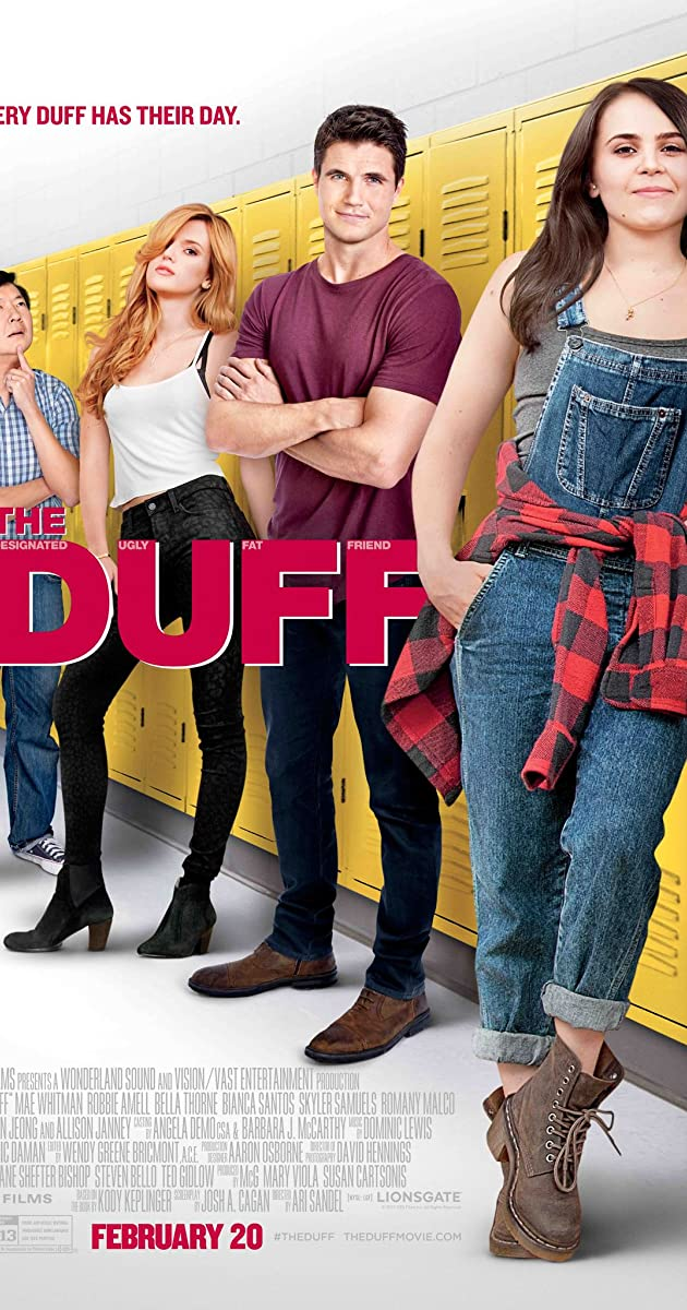 Subtitle of The DUFF
