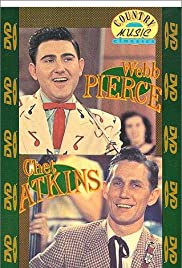 Webb Pierce and Chet Atkins Poster