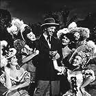 """Ticket To Tomahawk"" Dan Dailey and M. Monroe, M. Marshall, J. Mackenzie and B. Smith 1950 20th"