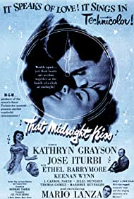 That Midnight Kiss (1950) Poster - Movie Forum, Cast, Reviews