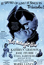 That Midnight Kiss Poster