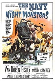 The Navy vs. the Night Monsters (1966) Poster - Movie Forum, Cast, Reviews