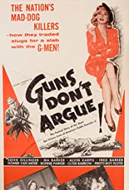Guns Don't Argue Poster