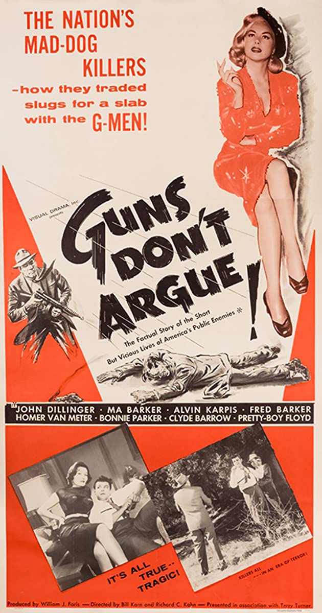 Guns Don't Argue (1957) - IMDb
