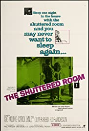 The Shuttered Room (1967) Poster - Movie Forum, Cast, Reviews