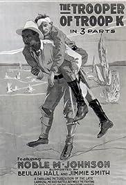 A Trooper of Troop K Poster