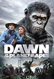 Dawn of the Planet of the Apes: Humans and Apes: The Cast of 'Dawn' Poster