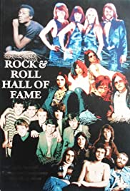 The 2010 Rock and Roll Hall of Fame Induction Ceremony Poster