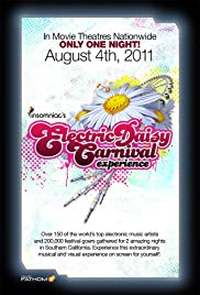 Electric Daisy Carnival Experience Poster