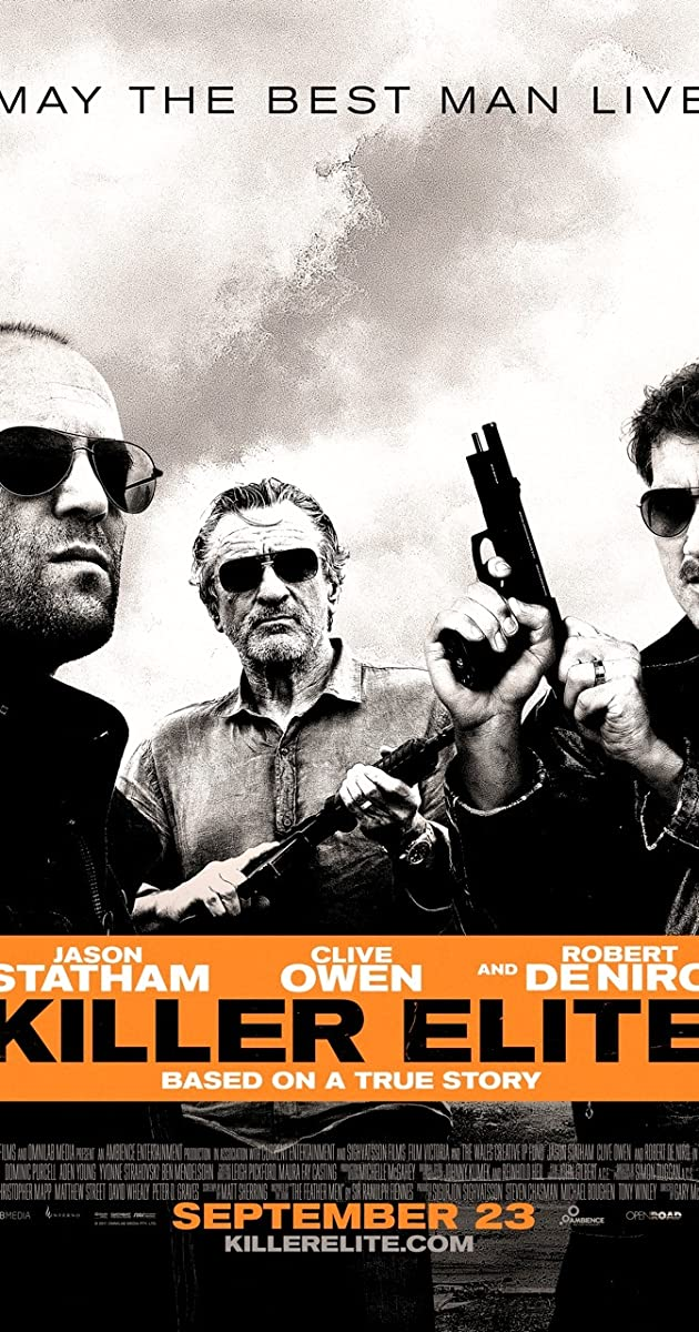 Play or Watch Movies for free Killer Elite (2011)