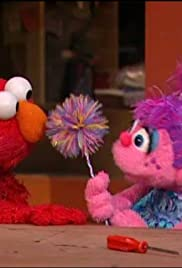 Chris Helps Elmo Write a Letter Poster
