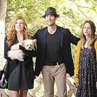 Dylan McDermott, Connie Britton, and Taissa Farmiga in American Horror Story (2011)