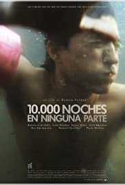10,000 Nights Nowhere Poster