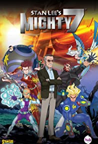 Primary photo for Stan Lee's Mighty 7