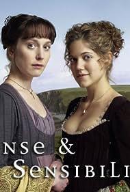 Hattie Morahan and Charity Wakefield in Sense & Sensibility (2008)