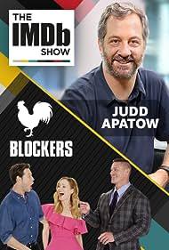 Judd Apatow and John Cena in The IMDb Show (2017)