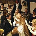 Romola Garai and Tamsin Greig in Emma (2009)