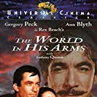 Gregory Peck, Anthony Quinn, and Ann Blyth in The World in His Arms (1952)