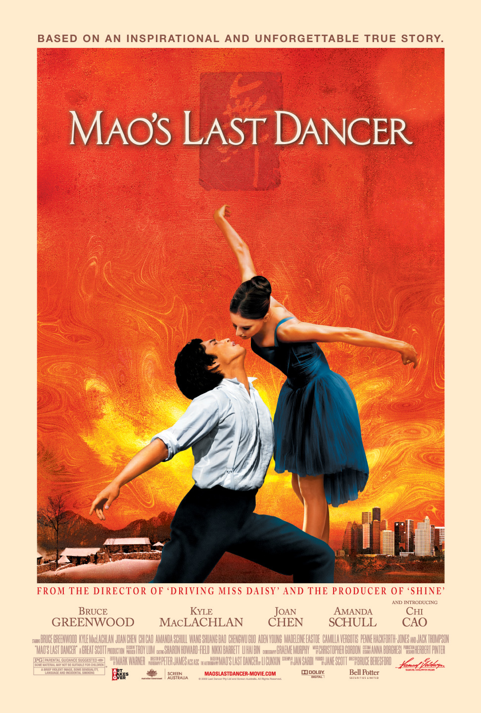 Maos Last Dancer 2009 Imdb Mao Baby Music Cellular Phone