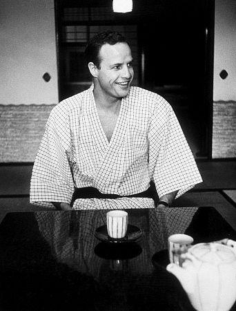 """""""Teahouse of the August Moon, The"""" Marlon Brando"""