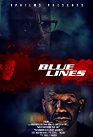 Blue Lines Poster