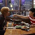 Shim Eun-kyung and Jung Jinyoung in Soo-sang-han geun-yeo (2014)
