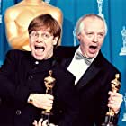 Elton John and Tim Rice at an event for The 67th Annual Academy Awards (1995)