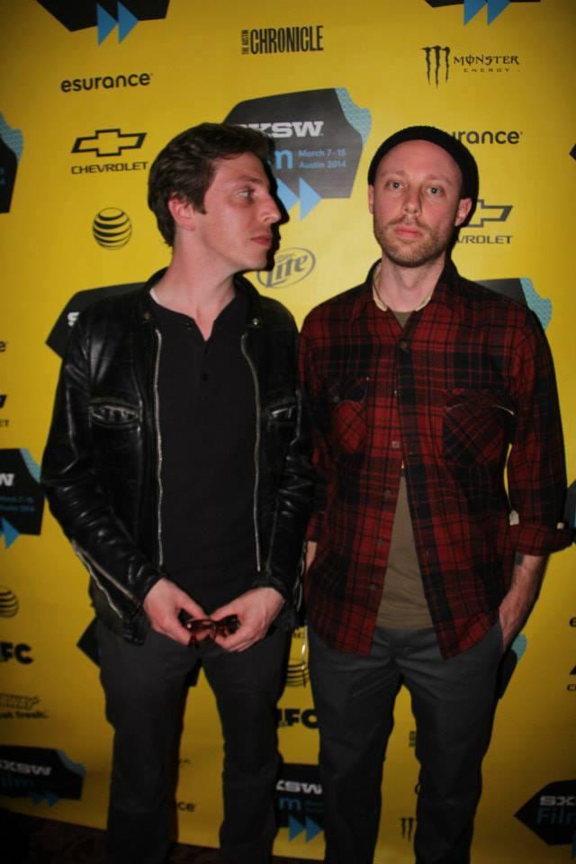 Joel Potrykus and Joshua Burge