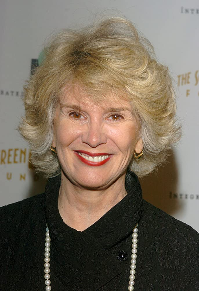 Barbara Bosson star trek