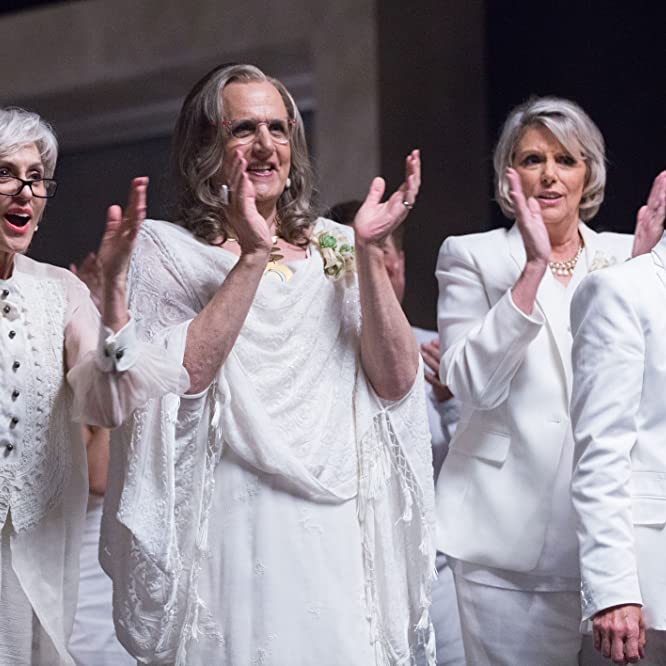 Jeffrey Tambor, Melora Hardin, and Judith Light in Transparent (2014)